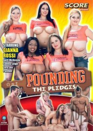 Pounding The Pledges Porn Movie