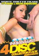 Indian Lust 4-Disc Collector Pack Porn Movie