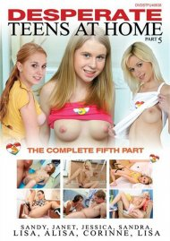 Watch Desperate Teens At Home Part 5 HD Streaming Video from Video Art Holland!