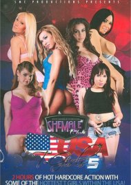 USA T-Girls 5 Porn Movie