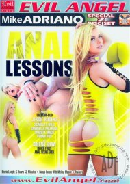 Anal Lessons Porn Video