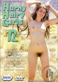 Horny Hairy Girls 12 Porn Movie