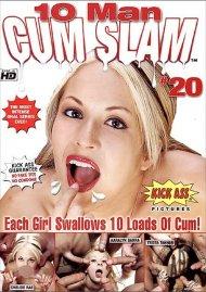 10 Man Cum Slam #20 Porn Movie