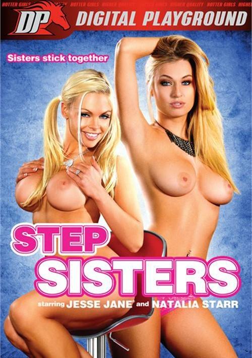 Сводные Сестрички / Step Sisters (2014) DVDRip