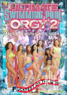 Ultimate Swimming Pool Orgy 2, The Porn Movie