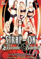 Strap-On Blonde Bitches Porn Video