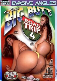 Homies Big Butt Road Trip 4, The Porn Movie
