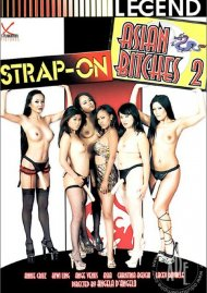 Strap-On Asian Bitches 2 Porn Movie
