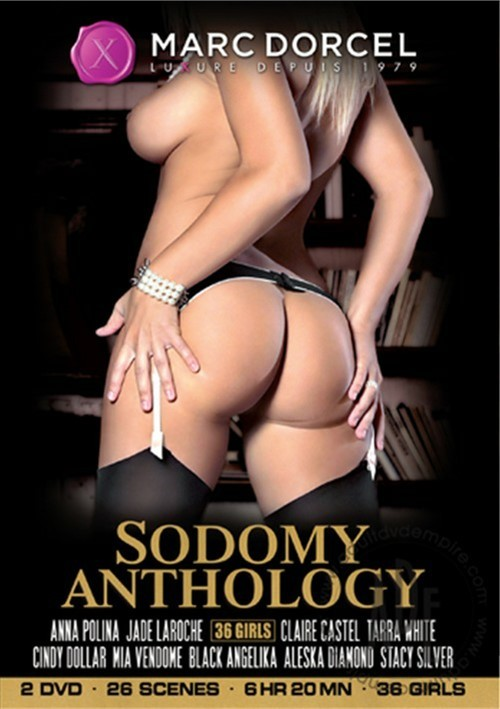 Sodomy Anthology