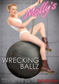 Stream Molly's Wrecking Ballz: A XXX Parody from Devil's Film!