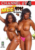 Real Big Afro Tits 4-Pack #2 Porn Movie