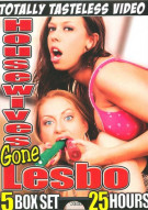 Housewives Gone Lesbo 5-Pack Porn Movie