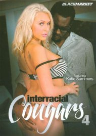 Interracial Cougars 4 Porn Movie