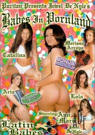Babes In Pornland: Latin Babes Porn Movie
