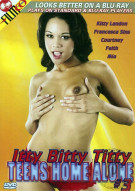Itty Bitty Titty Teens Home Alone #3 Porn Video