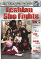 Lesbian She Fights Vol. 2 Porn Movie