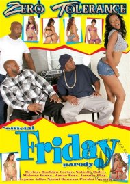 Official Friday Parody Porn Movie
