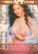 Top 40 Asian Adult Stars Collection Vol. 2 Porn Movie