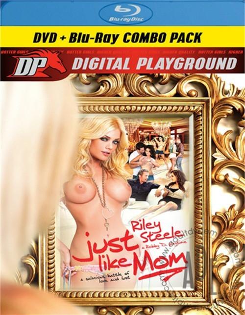 Just Like Mom (DVD + Blu-Ray Combo)