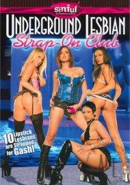 Underground Lesbian Strap-On Club Porn Movie