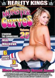 Monster Curves Vol. 25 Porn Movie
