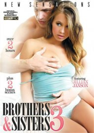 Brothers & Sisters 3 DVD Image from New Sensations.