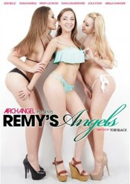 Remy's Angels DVD Image from ArchAngel.