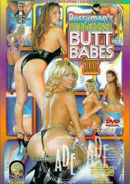 Pussymans International Butt Babes 3 Porn Video