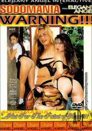 Sodomania Warning!!! Porn Movie