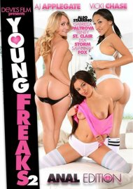 Young Freaks 2: Anal Edition Porn Movie
