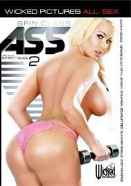 Spin Class Ass 2 DVD Image from Wicked Pictures.