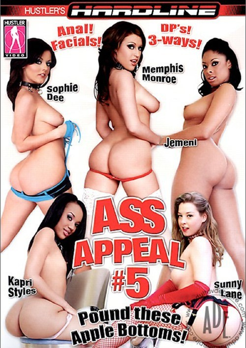 Ass Appeal 5 image
