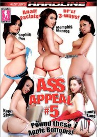Ass Appeal 5 Porn Movie