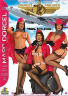Dorcel Airlines: Paris/New York (French) Porn Video