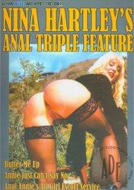 Nina Hartleys Anal Triple Feature Porn Movie