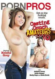 Casting Couch Amateurs 10 Porn Video