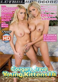 Cougars Crave Young Kittens #14 Porn Movie