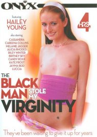 Black Man Stole My Virginity, The Porn Movie