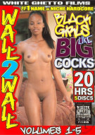 Black Girls Like Big Cocks Vols. 1-5 Porn Movie