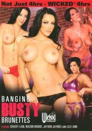 Banging Busty Brunettes Porn Movie