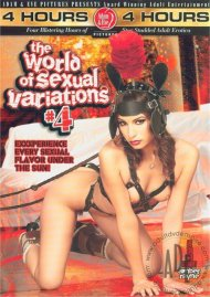 World of Sexual Variations #4, The Porn Movie
