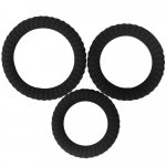 Ram Ultra Cocksweller - Black 3 pack Sex Toy