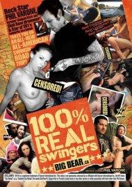 100% Real Swingers: Big Bear Porn Video