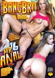 Mr. Anal 16 DVD Image from Bang Bros Productions.