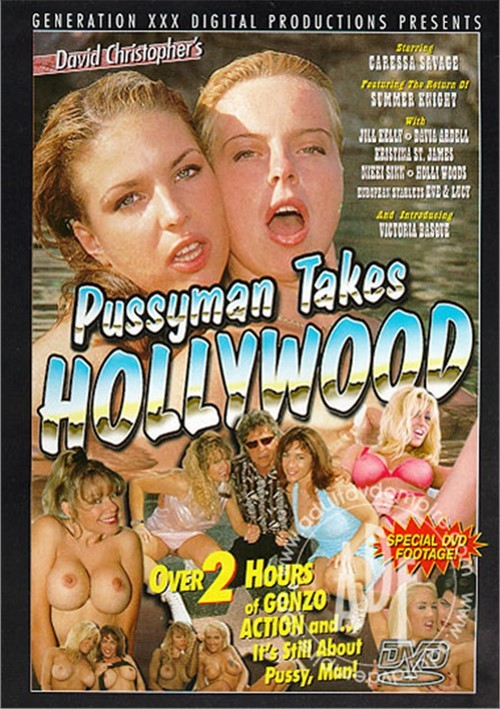 Pussyman Takes Hollywood
