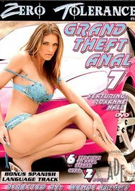 Grand Theft Anal 7 Porn Movie