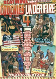 Coochies Under Fire Vol. 1-4 Porn Movie
