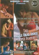 Little Oral Annie Triple Feature, The Porn Movie