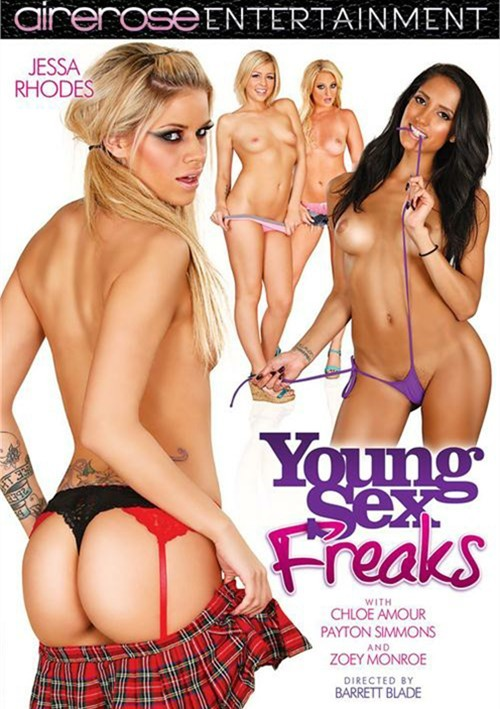 ������� ����������� ���������� / Young Sex Freaks (2014) DVDRip