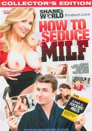 How To Seduce A Milf DVD Image from Shane's World.